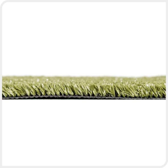 Фото Fast Track искусственная спортивная трава для тенниса зеленого цвета бок
