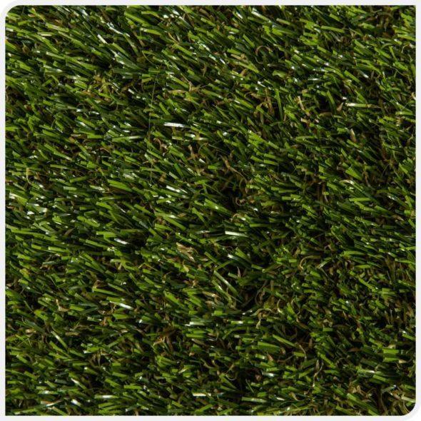 Фото искусственная декоративная трава Garden JUTAgrass вид сверху