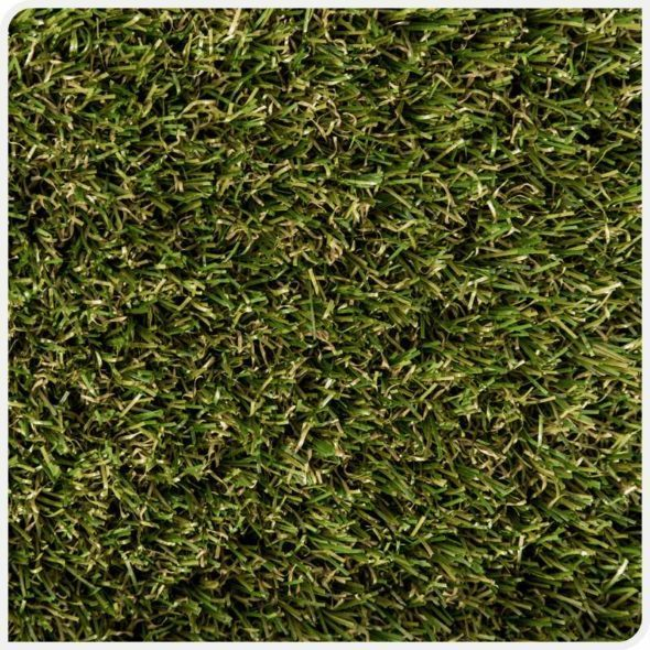 Фото искусственная декоративная трава Garden JUTAgrass сверху