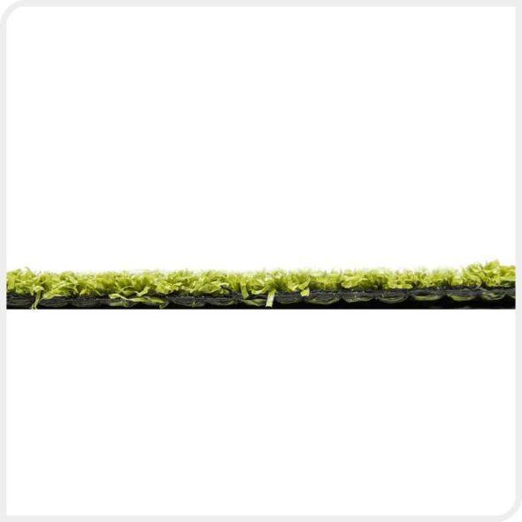Фото искусственный декоративный газон Meandro JUTAgrass вид сбоку