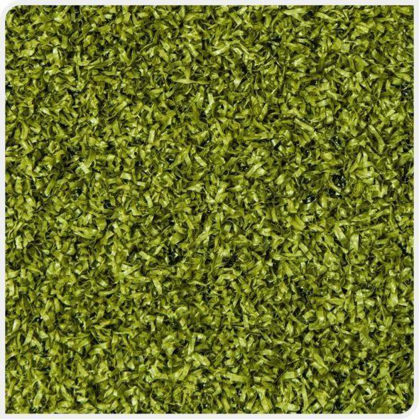 Фото искусственный декоративный газон Meandro JUTAgrass вид сверху