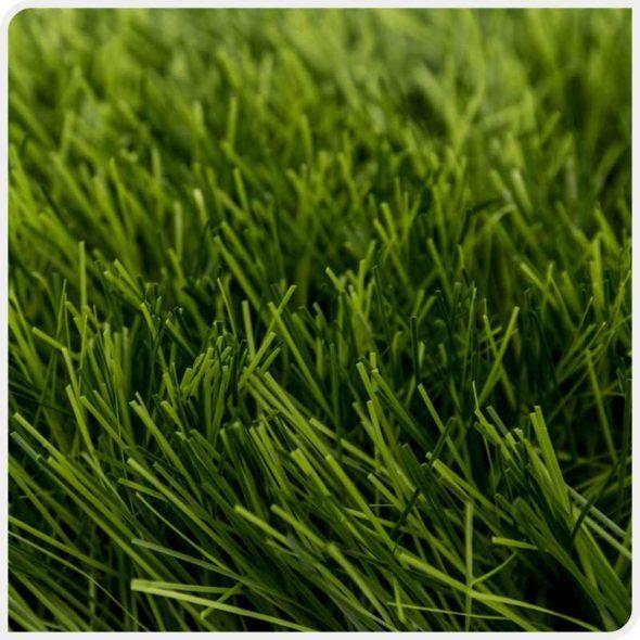 Фото Pionner JUTAgrass футбольная искусственная трава 40 мм сверху