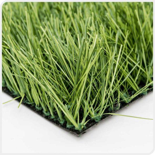 Фото Pionner JUTAgrass футбольная искусственная трава 60 мм уголок