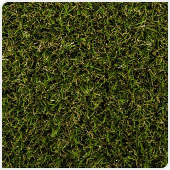 Фото Popular декоративная искусственная трава JUTAgrass вид сверху