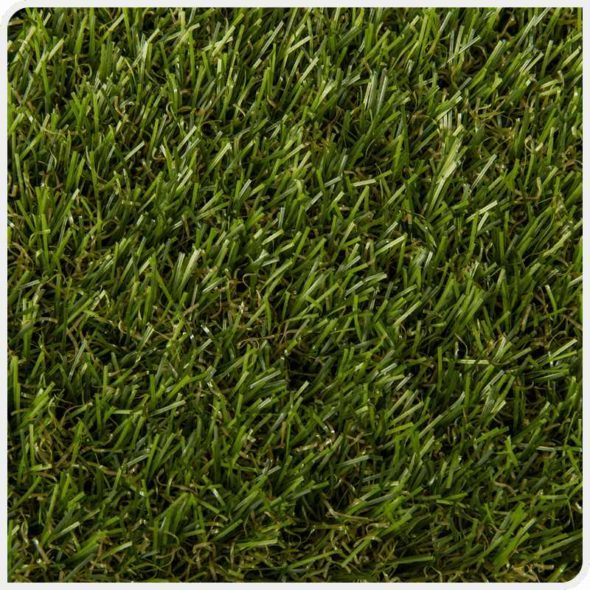 Фото Popular декоративная искусственная трава JUTAgrass сверху