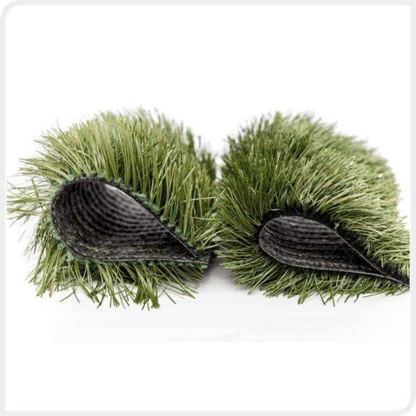 Фото Winner JUTAgrass искусственная футбольная трава сравнение высоты роллы