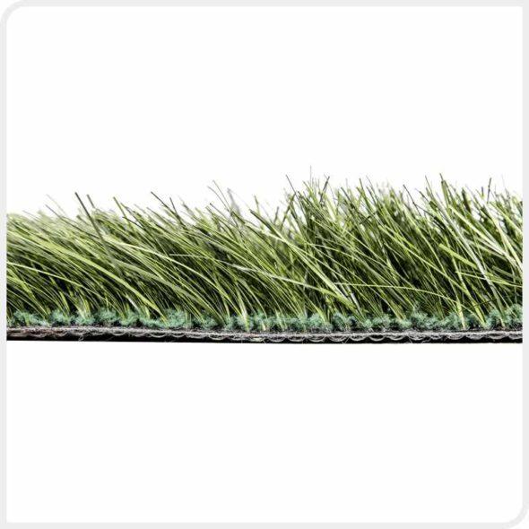 Фото Champion JUTAgrass искусственная спортивная футбольная трава бок