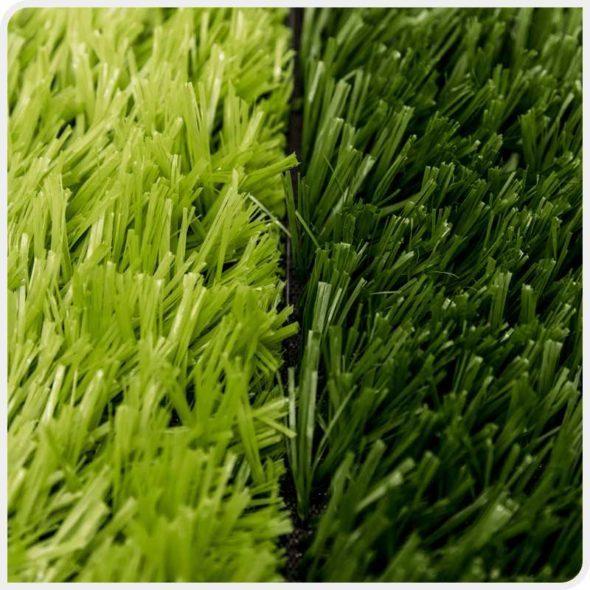 Фото Duo Star JUTAgrass искусственный спортивный футбольный газон верх сравнение цветов