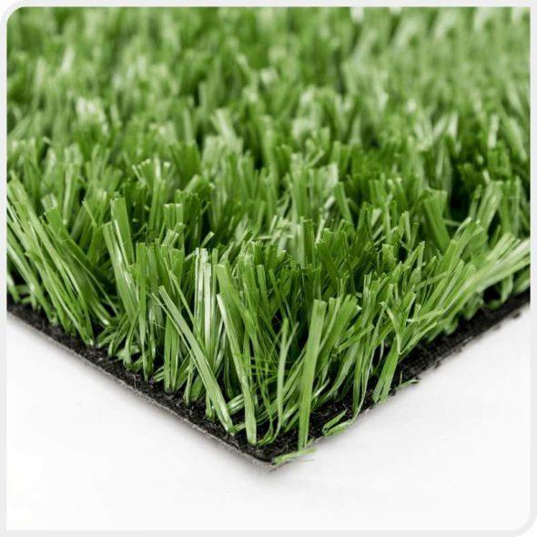 Фото Duo Star JUTAgrass искусственный спортивный футбольный газон уголок