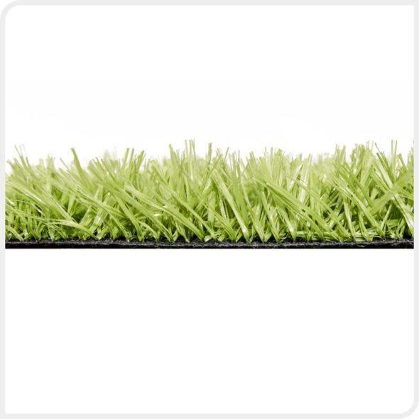 Фото Duo Star JUTAgrass искусственный спортивный футбольный газон бок зеленый