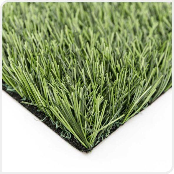 Фото Master JUTAgrass искусственный спортивный футбольный газон уголок