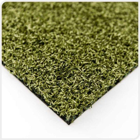 Фото Play Comfort искусственная спортивная трава зеленого цвета уголок