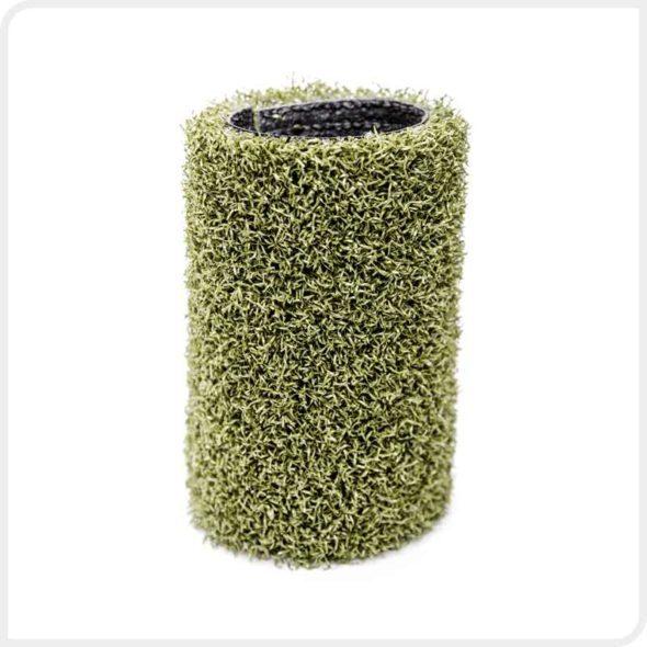 Фото Play Comfort искусственная спортивная трава зеленого цвета ролл 2
