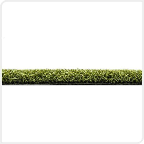 Фото Play Comfort искусственная спортивная трава зеленого цвета бок
