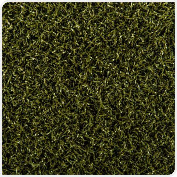 Фото Play Comfort искусственная спортивная трава зеленого цвета сверху 2