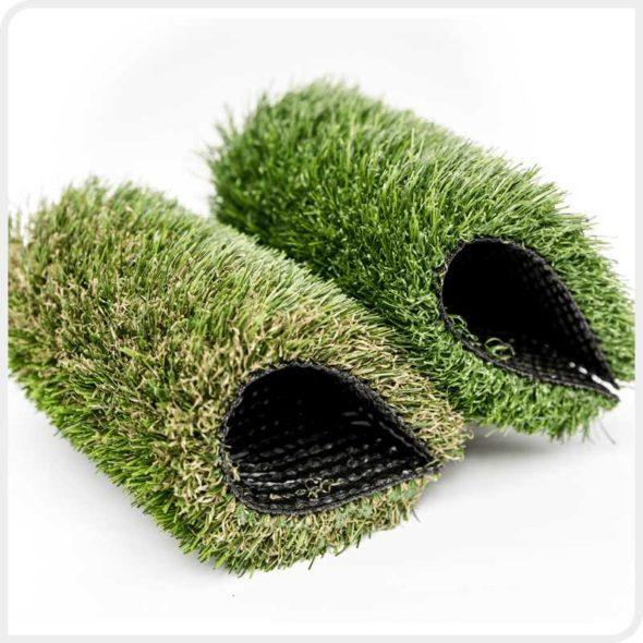 Фото Greenville 23 искусственная декоративная трава сравнение по цвету