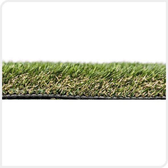 Фото Greenville искусственная декоративная трава бок с подшерстком