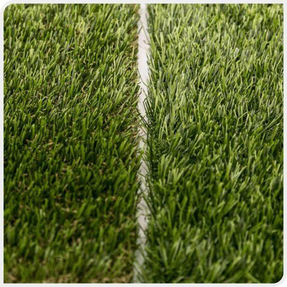 Фото Greenville искусственная декоративная трава контраст