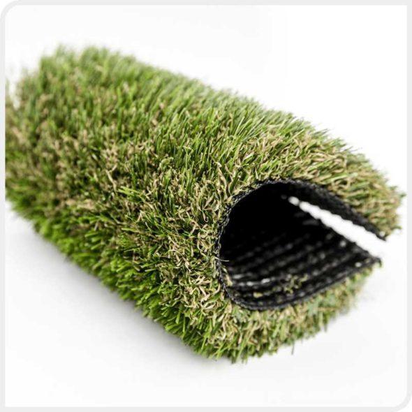 Фото Greenville искусственная декоративная трава ролл 2 с песочным подшерстком