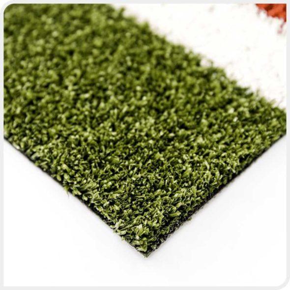 Фото Match 15 искусственная спортивная трава для тенниса уголок с разметкой