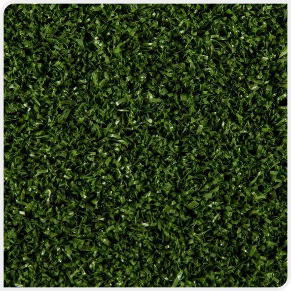 Фото Putting Grass искусственная спортивная трава для гольфа сверху