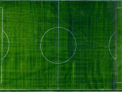 Футбольное поле: размер и разметка