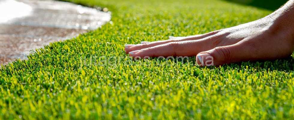 Искусственный газон – невероятно комфортный и реалистичный