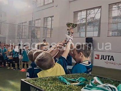 Вы видели уникальное мобильное футбольное поле с JUTAgrass Active?