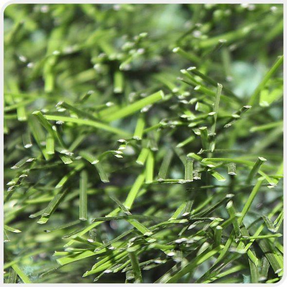 Искусственная трава JUTAgrass, сечение ворса – линза